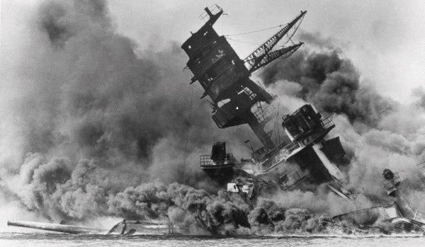 On the anniversary of Pearl Harbor, just 3 survivors of the USS Arizona remain