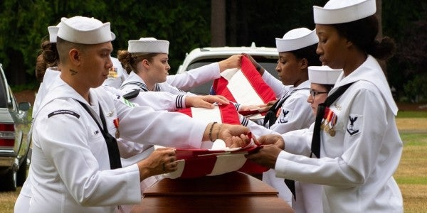 Navy identifies three slain sailors who 'showed exceptional heroism' during the Pensacola shooting