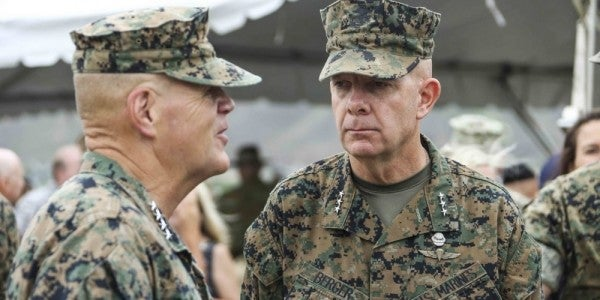Marine commandant says senior leaders have not explained to troops the risks of using TikTok