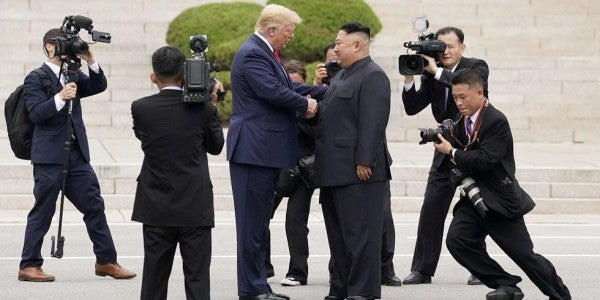 Trump says Kim Jong Un risks losing 'everything' after North Korea claims major test