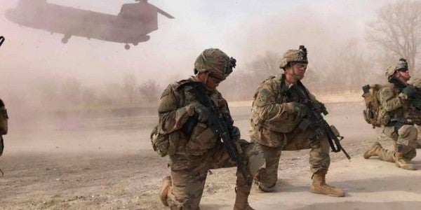 Secret documents show US officials lied for decades about victory in Afghanistan as troops continued to die