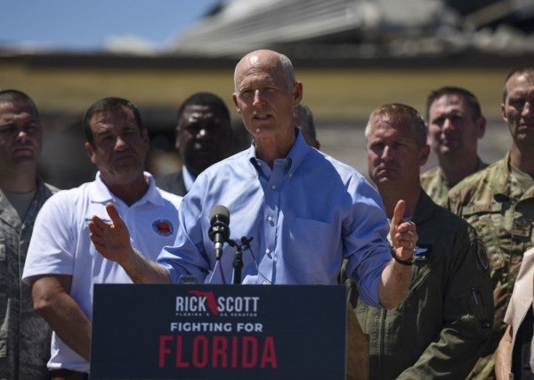 Florida senator calls for end to military exchange program in wake of Pensacola shooting