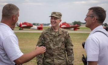 Wisconsin National Guard chief resigns over botched handling of sexual assault investigations