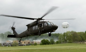 Indiana National Guard soldier dies at urban training center