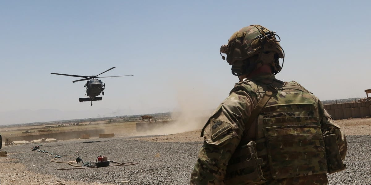 More US contractors have died in Afghanistan than US troops, but the Pentagon doesn't keep track