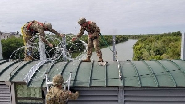 Pentagon watchdog launches 'evaluation' of what US troops are actually doing at the southern border