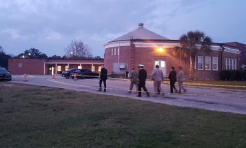 Nearly 175 Saudi military aviation students grounded in US after NAS Pensacola shooting