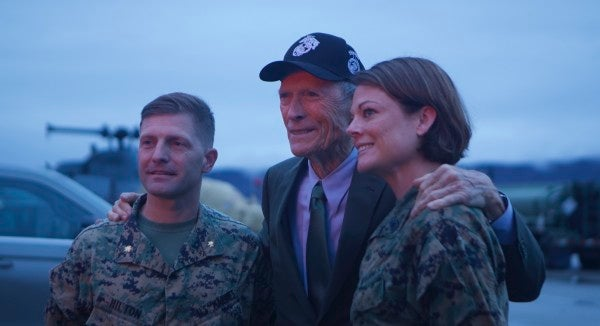 Clint Eastwood still loves his role as Gunny Highway in 'Heartbreak Ridge' — 'I'm proud I got to play a Marine'