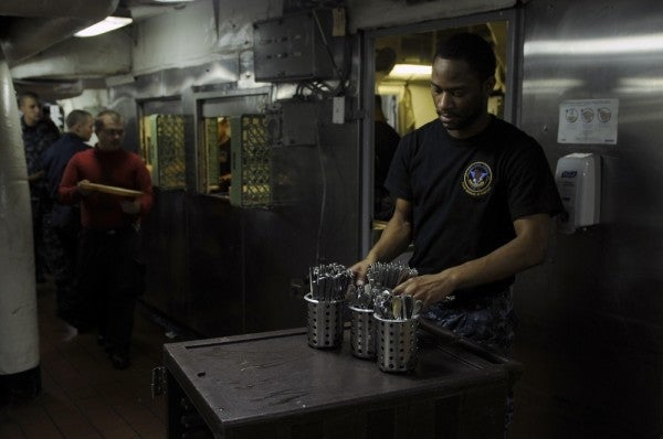 All of the military's forks, knives and spoons will come from the last all-American flatware maker