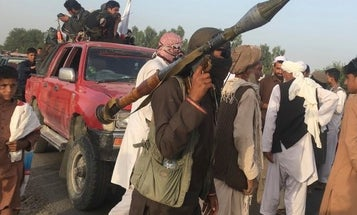 Taliban still attacking Afghan government as they await potential ceasefire deal with US