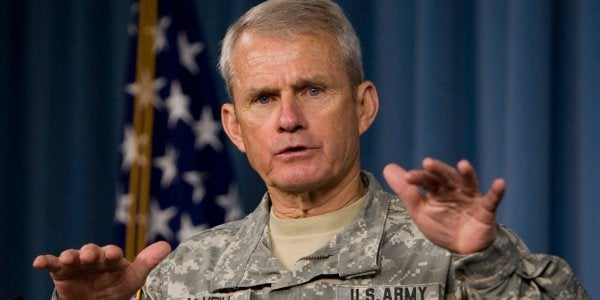 A former top US commander revealed that no one could tell him what 'winning' looked like in Afghanistan