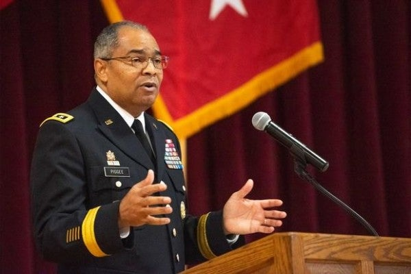 Army 3-star general loses rank over War College plagiarism