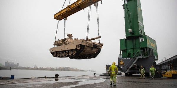 Why the US's top military commander in Europe goes to sleep thinking about how to get around the continent