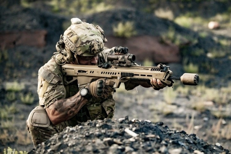 SOCOM wants a piece of the Army's next-generation squad weapon