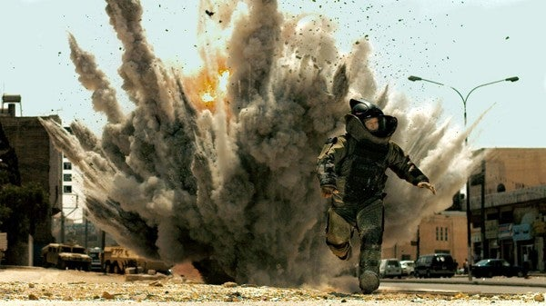 'The Hurt Locker' will be coming out in 'Digital 4K Ultra HD' so you can watch every inaccuracy in excruciating detail