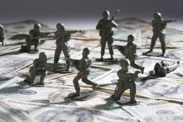 It's official: the largest military pay raise in nearly a decade is coming your way