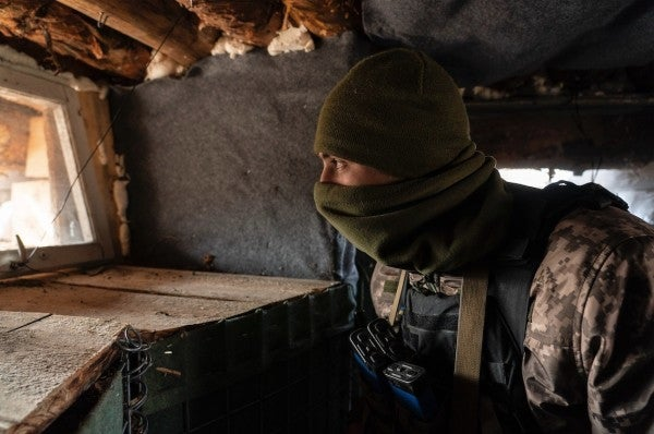 Millions in military aid at center of impeachment still hasn't reached Ukraine