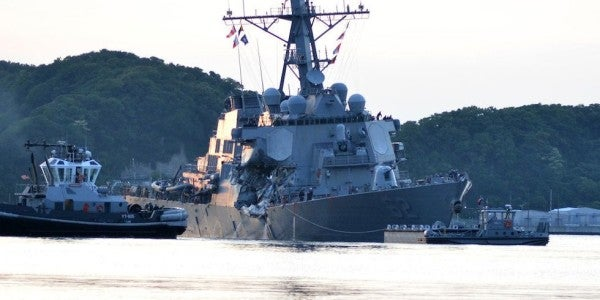Has justice actually been served for the USS Fitzgerald disaster?