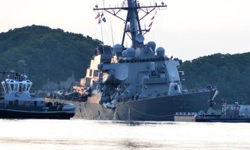 The Fitzgerald and McCain collisions left sailors traumatized. The Navy struggled to treat them