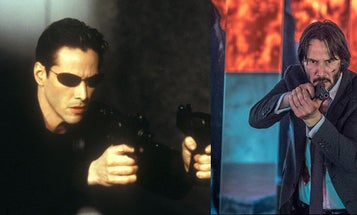 Get ready for some gun-fu: Both 'John Wick 4' and 'Matrix 4' will be premiering on the same day in 2021