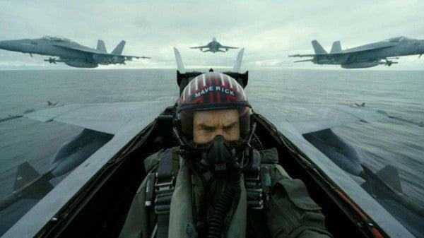 The new trailer for 'Top Gun: Maverick' puts Tom Cruise back in the danger zone