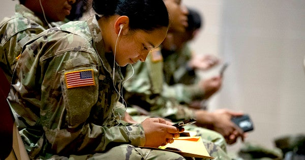 DoD to service members: stop smashing 'reply all' on emails and watching YouTube and Netflix