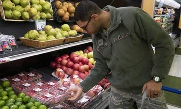 Base commissaries are bracing for a surge of new veteran customers in 2020
