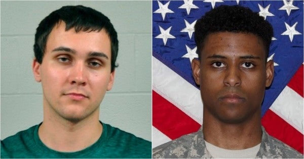 College student found guilty of first-degree murder in killing of Army lieutenant
