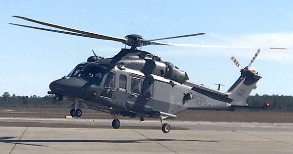 The Air Force's new UH-1 Huey replacement has a name like something out of a Tom Clancy novel