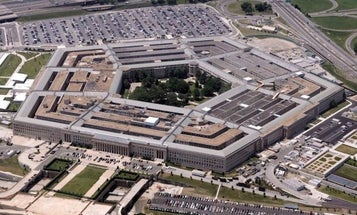 30% of the Pentagon's top leadership positions will be vacant in 2020