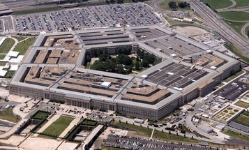 The Pentagon is a shrine to antiquated technology where creative thinking goes to die