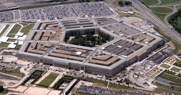 Here's your Pentagon work-from-home survival guide