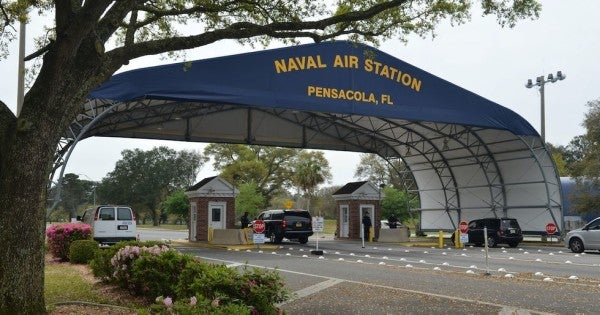 FBI cracked phone of Saudi gunman at NAS Pensacola, which revealed ties to al Qaeda