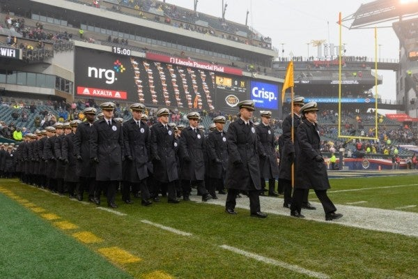 Investigation finds cadets at Army-Navy game were playing 'circle game' with no racial undertones