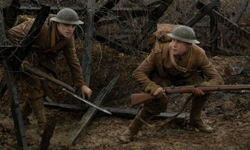 Here's how the World War I drama '1917' was made