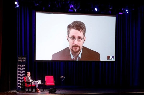 Federal judge rules that the US government can seize all the profits from Edward Snowden's book