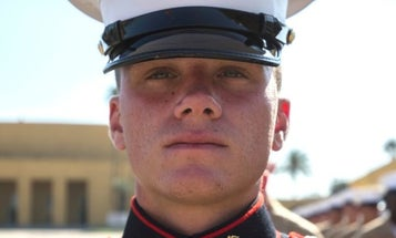 The student who disarmed a gunman during a Colorado high school shooting is now a US Marine
