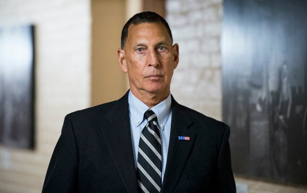 Veteran sentenced to prison for threatening lawmaker who refused to discuss his VA benefits