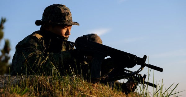 US and South Korean special operations forces are practicing raiding enemy facilities amid rising tensions with North Korea
