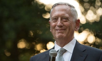 More than 60 lawmakers want to award James Mattis the Congressional Gold Medal