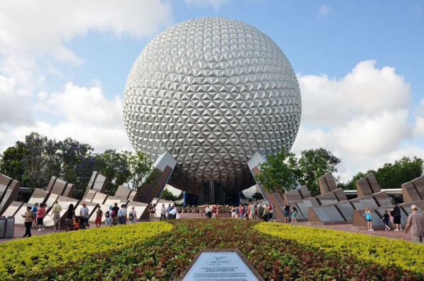 From World War II to Disney World: Navy veteran tours a hidden side of the park he helped build