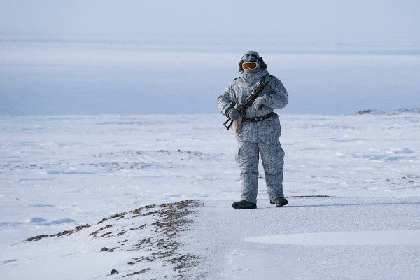 The Russian military forcibly conscripted an anti-Kremlin activist and stationed him in the Arctic