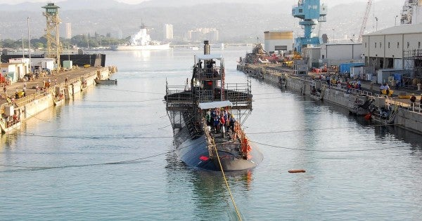Pearl Harbor could get its first new dry dock since World War II