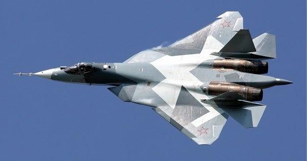 Russia's advanced Su-57 fighter jet suffers its first crash