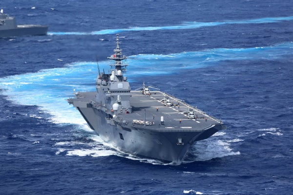 Japan to send warship and patrol aircraft to Middle East to protect vessels