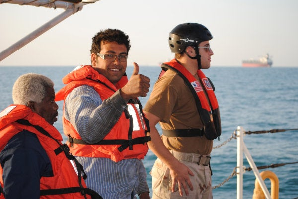 US Navy touts rescue of Iranian mariners in 'grave distress'