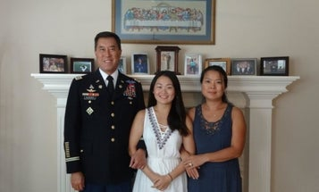 'The end is coming' — A retired Army officer's adopted daughter prepares for deportation