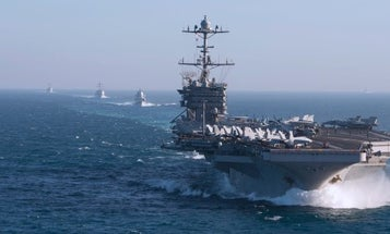 The Pentagon tried to mothball one of its aircraft carriers twice this year and kept getting shut down