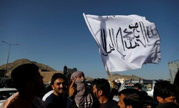 The US is apparently providing 'limited' support for the Taliban against ISIS