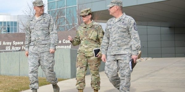 Army colonel files federal lawsuit accusing vice chairman of the Joint Chiefs of Staff of sexual assault